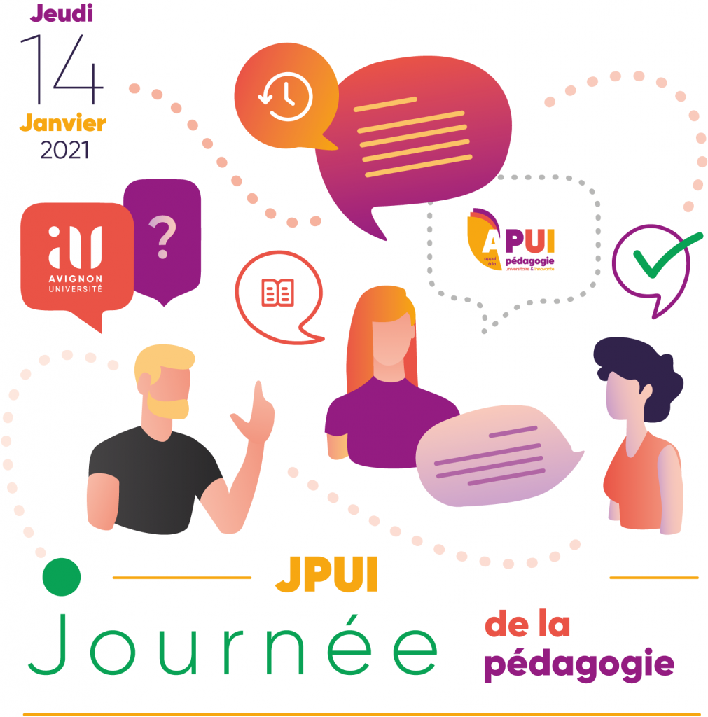 JPUI - Journée de la pédagogie